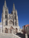 Burgos Cathedral, Burgos, Spain Photographic Print by Walter Bibikow