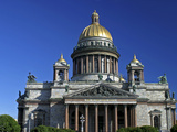 St. Isaac's Cathedral, St. Petersburg, Russia Photographic Print by Kymri Wilt