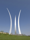 Air Force Memorial, Arlington, Virginia, USA, District of Columbia Photographic Print by Lee Foster