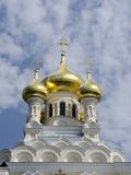 Saint Alexander Nevsky Cathedral, Yalta, Ukraine Photographic Print by Cindy Miller Hopkins