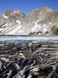 Sawtooth Lake, Sawtooth National Recreation Area, Idaho, USA Photographic Print by Jamie & Judy Wild
