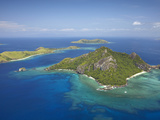 Monu Island, Mamanuca Islands, Fiji Photographic Print by David Wall