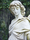 Angel Statue, Bonaventure Cemetary, Savannah, Georgia, USA Photographic Print by Rob Tilley