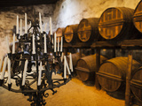 Sherry Casks, Bodegas Gonzalez Byass, Jerez De La Frontera, Spain Photographie par Walter Bibikow