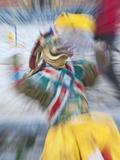 Ura Yakchoe Festival, Bumthang, Bhutan Photographic Print by Dennis Kirkland