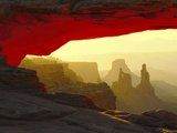 Mesa Arch, Canyonlands National Park, Utah, USA Photographic Print by Michel Hersen