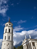 Arch-Cathedral Basilica, Vilnius, Lithuania Photographic Print by Miva Stock