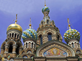 Church of the Spilled Blood, St. Petersburg, Russia Photographic Print by Kymri Wilt