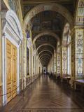 Winter Palace and Hermitage Museum, Dvortsovaya Square, Saint Petersburg, Russia Photographic Print by Walter Bibikow