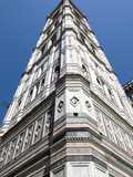 Campanile Di Giotto (14th Century), Firenze, UNESCO World Heritage Site, Tuscany, Italy Photographic Print by Nico Tondini