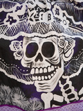 Catrina Skeleton, San Miguel De Allende, Mexico Photographic Print by John & Lisa Merrill