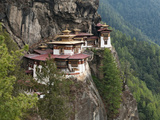 Tiger&#39;s Nest, Bhutan Photographic Print by Dennis Kirkland