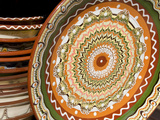 Traditional Bulgarian Handicraft Pottery, UNESCO World Heritage Site, Nessebur, Bulgaria Photographic Print by Cindy Miller Hopkins