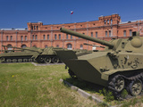 Artillery Museum, Kronverksky Island, Saint Petersburg, Russia Photographic Print by Walter Bibikow