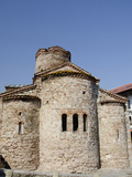 St. John the Baptist Cruciform Church, UNESCO World Heritage Site, Nessebur, Bulgaria Photographic Print by Cindy Miller Hopkins