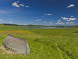 Alexander Pushkin Preserve, Pushkinskie Gory, Pskovskaya Oblast, Russia Photographic Print by Walter Bibikow