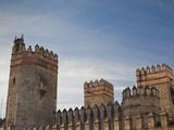 Castillo San Marcos, El Puerto De Santa Maria, Spain Photographic Print by Walter Bibikow