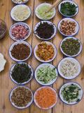 Snack Food, Zhenyuan, Guizhou, China Photographic Print by Keren Su