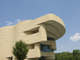 National Museum of the American Indian, Washington DC, USA, District of Columbia Photographic Print by Lee Foster