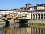 Ponte Vecchio, UNESCO World Heritage Site, Firenze, Tuscany, Italy Photographic Print by Nico Tondini