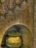 Ceramic Pot, Sedona, Arizona, USA Photographic Print by Jay O'brien
