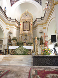 The Lady of Guadalupe Church, Puerto Vallarta, Mexico Photographic Print by Michael DeFreitas