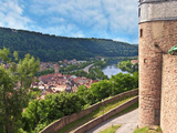 Wertheim Castle, Wertheim, Germany Photographic Print by Miva Stock