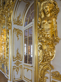 Catherine Palace, Pushkin-Tsarskoye Selo, Saint Petersburg, Russia Photographic Print by Walter Bibikow