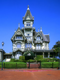 Carson Mansion, Eureka, California, USA Photographic Print by John Alves