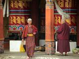 Memorial Chorten, Thimphu, Bhutan Photographic Print by Kymri Wilt
