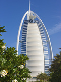 Burj Al Arab Hotel, Dubai, United Arab Emirates Photographic Print by Keren Su