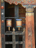 Jampey Lhakhang Temple, Bumthang, Bhutan Photographic Print by Dennis Kirkland