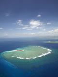 Namotu Island, Mamanuca Islands, Fiji Photographic Print by David Wall