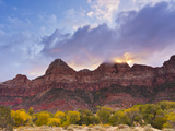 Zion National Park, Utah, USA Photographic Print by Cathy & Gordon Illg