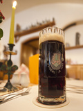Smoked Beer at the Hotel Post Restaurant in Burghausen, Germany Fotografie-Druck von Michael DeFreitas