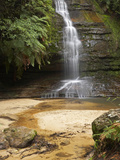 Pool of Siloam, Leura, Blue Mountains, New South Wales, Australia Photographic Print by David Wall
