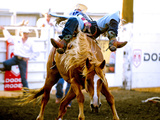 Chief Joseph Days Rodeo, Joseph, Wallowa County, Oregon, USA Photographic Print by Nik Wheeler