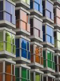 Hesperia Bilbao Hotel, Bilbao, Spain Photographic Print by Walter Bibikow