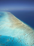 Arlington Reef, Great Barrier Reef Marine Park, North Queensland, Australia Photographic Print by David Wall