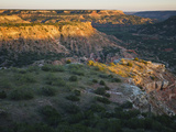 Palo Duro Canyon State Park, Texas, USA Photographic Print by Larry Ditto