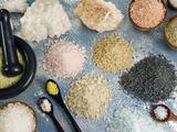 Various Types of Salt Photographic Print by Nico Tondini