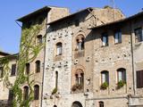 San Gimignano, UNESCO World Heritage Site, Siena Province, Tuscany, Italy Photographic Print by Nico Tondini