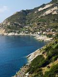 Chiessi, Isola D'Elba, Elba, Tuscany, Italy Photographic Print by Nico Tondini