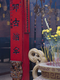 Chinese Temple, Vietnam Photographic Print by Keren Su