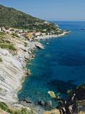 Pomonte, Isola D'Elba, Elba, Tuscany, Italy Photographic Print by Nico Tondini