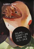 Face Eater Prints by Dana Schutz
