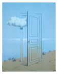 La Victoire, 1938 Kunstdrucke von Rene Magritte