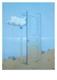 La Victoire, 1938 Kunstdrucke von Rene Magritte