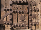 Wood Gate in Taj Mahal (UNESCO World Heritage Site), Agra, India Photographic Print by Keren Su