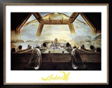 The Sacrament of the Last Supper, c.1955 Art by Salvador Dalí